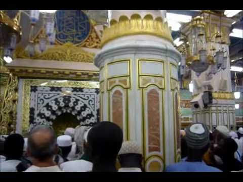 Shah- E- madina- New-  Nazia Iqbal 2012(Full naat) HD