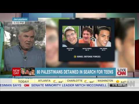 Fears Grow For Missing Israeli Teenagers