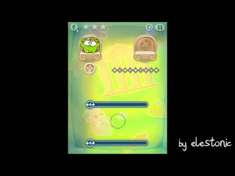 Прохождение / Walkthrough - Cut the Rope: Time Travel - Древняя Греция / Ancient Greece