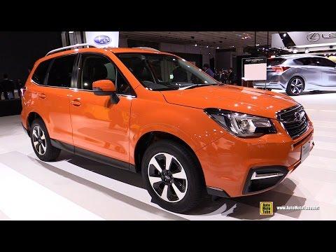 2016 Subaru Forester X Break SE - Exterior And Interior Walkaround - 2015 Tokyo Motor Show