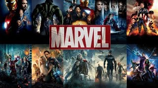 MARVEL cinematic universe :D fight as one