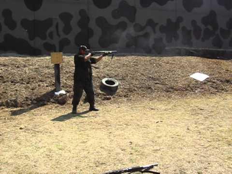 Practica Preparatoria de Tiro con Escopeta