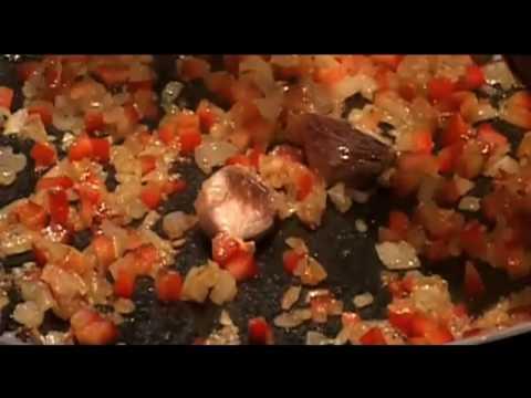 Fideua de calamares