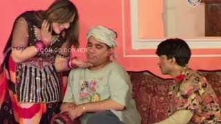 Chumma Lyna | Nasir Chinyoti | Khushboo | Sajan Abbas - Comedy Stage Drama Clip