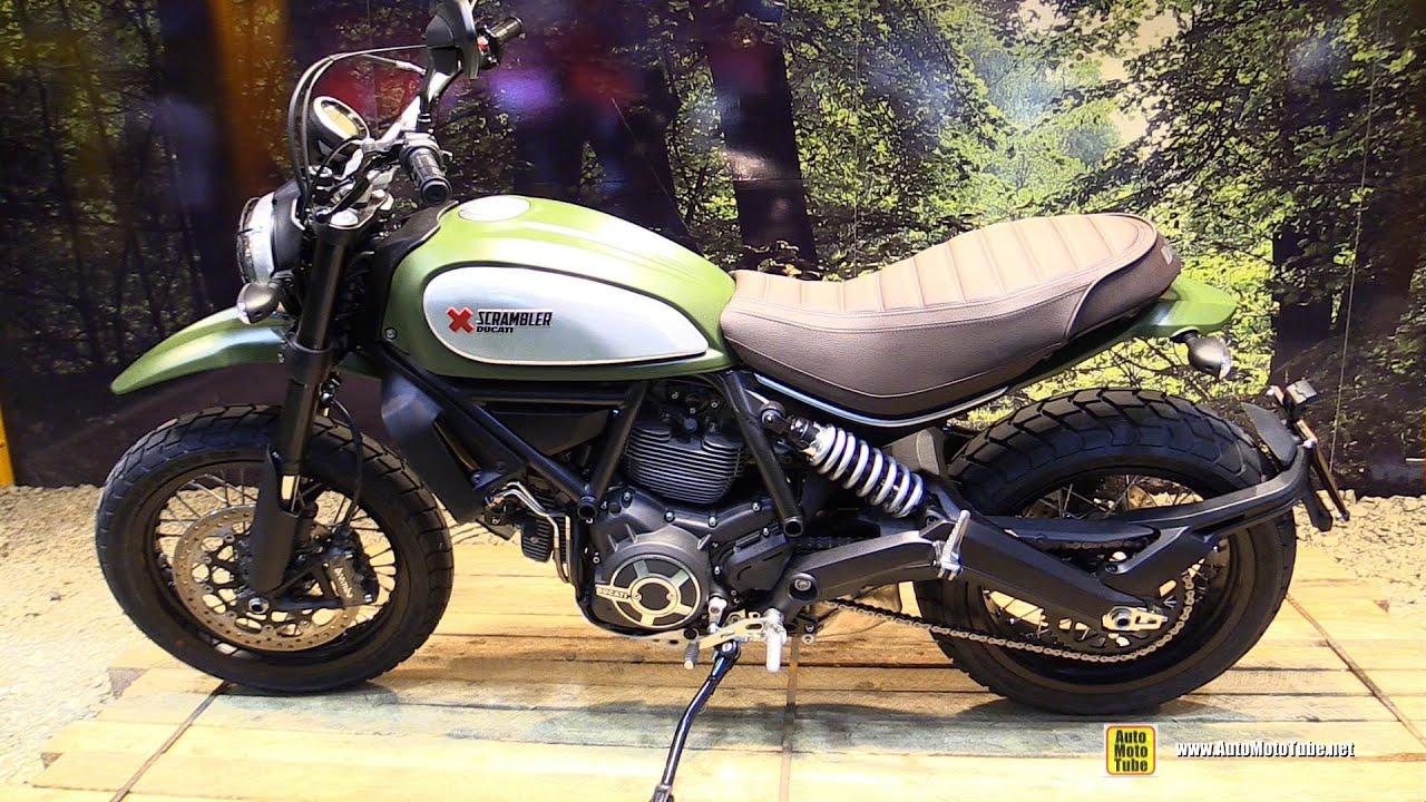 Ducati Scrambler Urban