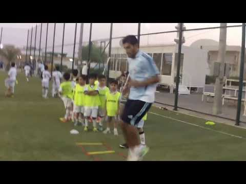 Realmadrid Sporting Academy In Kuwait 18-9-2013