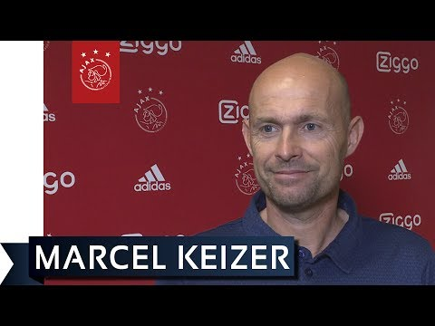 Marcel Keizer: 'Het wordt gewoon een heel mooi jaar'