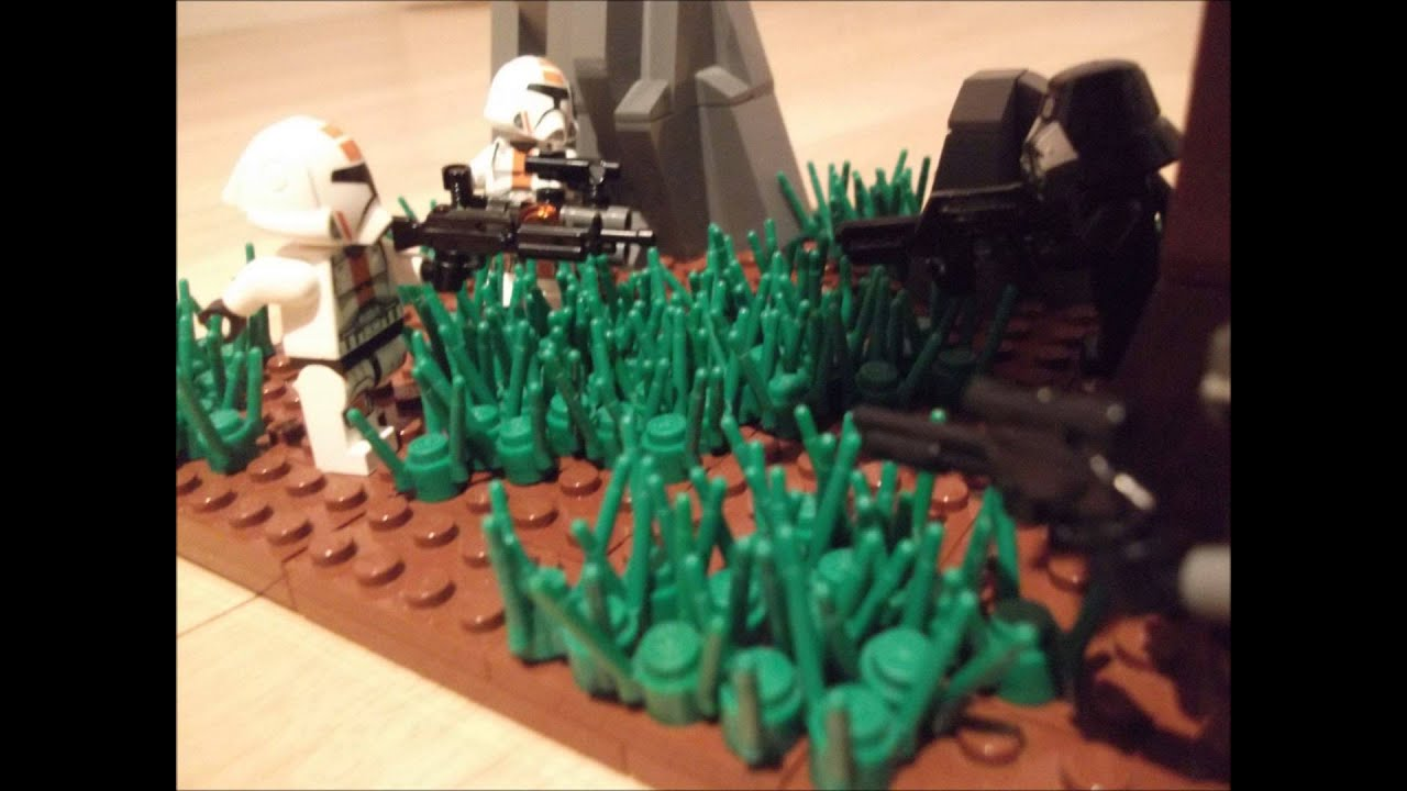 Lego Star Wars Alderaan Lego Star Wars Battle For