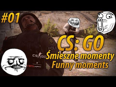 CS:GO Funny Moments - Śmieszne Momenty | Odcinek 1