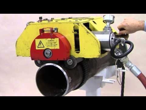 Pipe Cutting & Beveling: Oil & Gas, Refinery, Pipeline, Power Generation, Pipe Repair & Maintenance