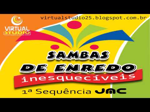 Sambas de Enredo Inesquecíveis ( 1ª Sequência )