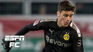 Giovanni Reyna makes Borussia Dortmund debut: How far away is a USMNT call-up? | Bundesliga