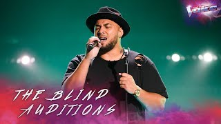 Blind Audition: Ricky Nifo sings I Can't Make You Love Me | The Voice Australia 2018