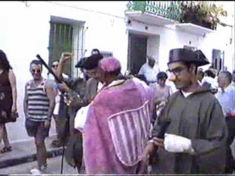 la pobleta 1998 cabalgata parte1