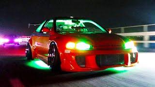 REAL LIFE FAST & FURIOUS CAR MEET & CRUISE IN JAPAN!