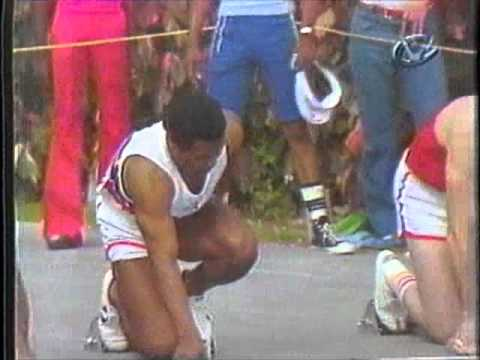 1978 Superstars Final - 100 Yard Dash