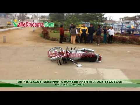 Asesinan de siete balazos a hombre frente a Dos escuelas en Casa Grande