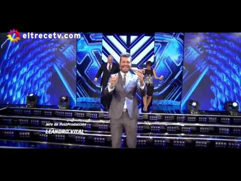 El blooper en la apertura de Showmatch que descolocó a Marcelo Tinelli