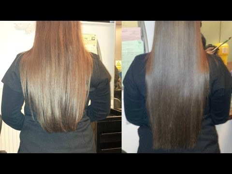 HOW TO GROW 2-4 INCHES OF YOUR HAIR IN A WEEK!   EVIN Yalcin ♥