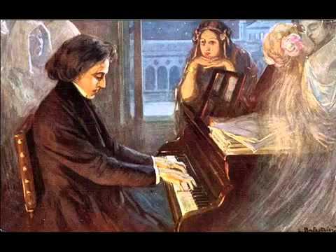Шопен Фредерик - Мазурка (ля минор), op.7 №2