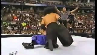 Chris Benoit vs Haku
