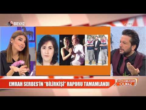 Emrah Serbes'in ''Bilirkişi'' raporu tamamlandı