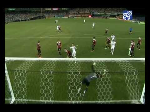 GOALS: Real Madrid 5-1 AC Milan