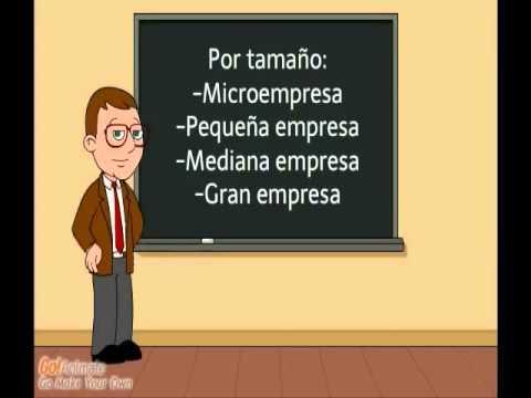 LA EMPRESA Y SU CLASIFICACION 1