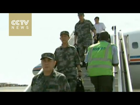 Chinese peacekeeper's body will be transferred to Mali capital Bamako