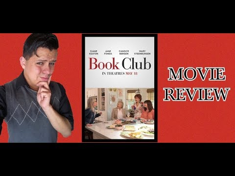 Book Club (2018) Movie Review