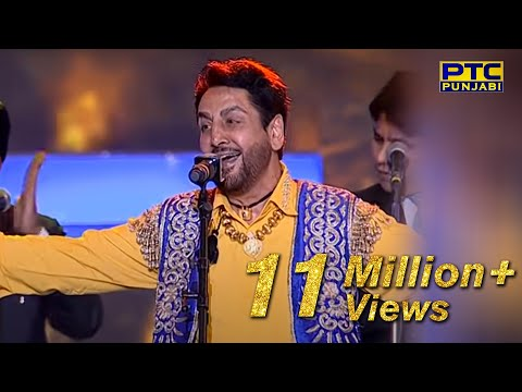 Gurdas Maan I Live Performance I Ptc Punjabi Music Awards 2014 video