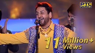 Jugni - Gurdas Maan I Live Performance I PTC Punjabi Music Awards 2014