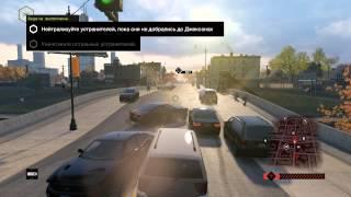 обзор watch dogs шикарная игра, не GTA 5