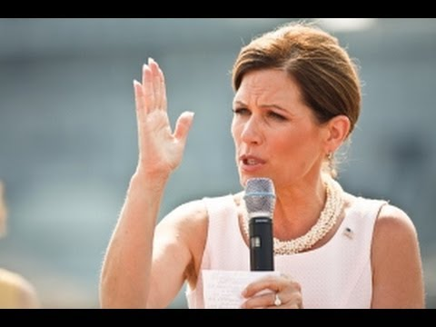 Christians Should Control Government - Michele Bachmann & Dominionism