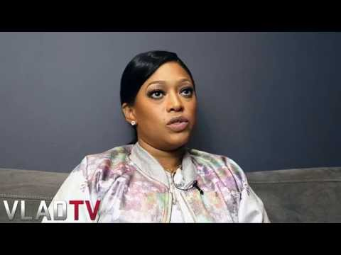 Trina: I Don't Consider Lauryn Hill a Female Rapper