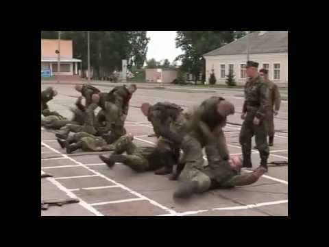 Physical training - Russian Style Systema Image 1