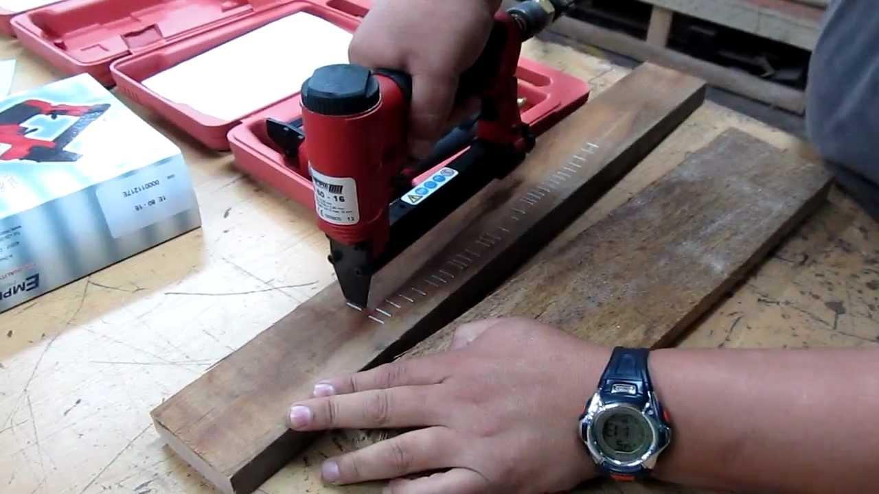 Engrapadora neumatica 1e 80 16 producto italiano de venta - Grapadora para madera ...