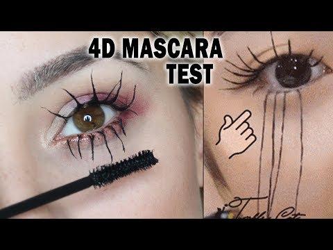 EKSTREMNE TREPALNICE! Azijski Trend 4D Mascara