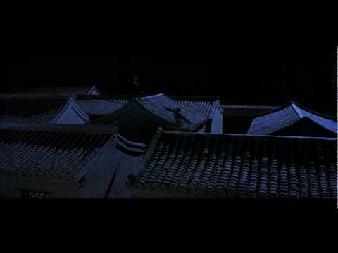 Crouching Tiger Hidden Dragon Rooftop Scene