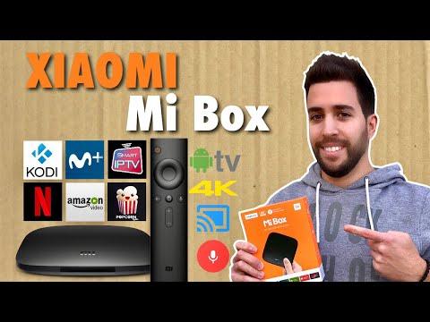 El Mejor Android TV 2017 - XIAOMI Mi Box y Mis Apps | Review