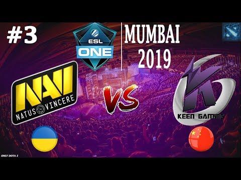 ЭТО БЫЛО ЖЕСТКО! | Na`Vi vs KG #3 (BO3) | ESL One Mumbai 2019