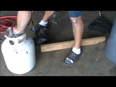 How To Make A Portable Reserve Air Tank Air Pig How