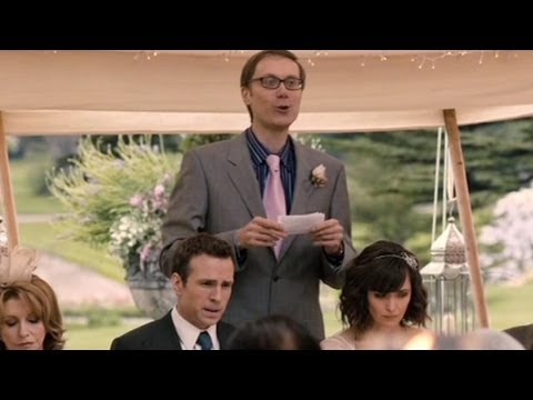 I Give It A Year - Stephen Merchant's Best Man Speech