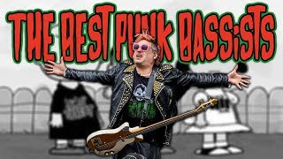 The 20 Best Punk Bassists Of All Time