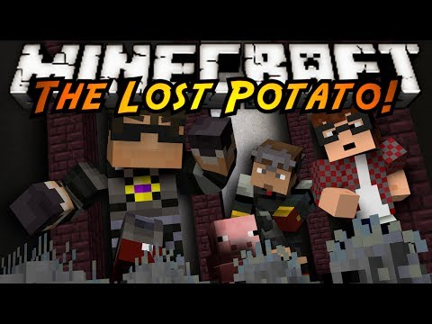 Minecraft: The Lost Potato Part 1!