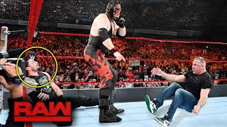 Kane RETURNS As Roman Reigns Mystery Partner - WWE Raw 8 July 2019 Highlights Results