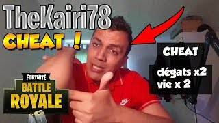 THEKAIRI78 CHEAT !! LES PREUVES ! ( no fake )