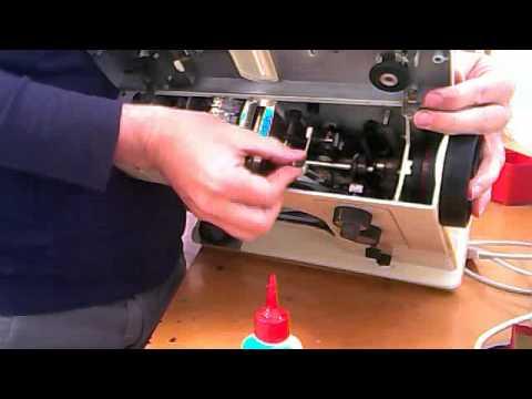 Bernina 830 Record Electronic not doing a zig zag