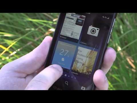 BlackBerry Z10 - A Vodafone Community Review