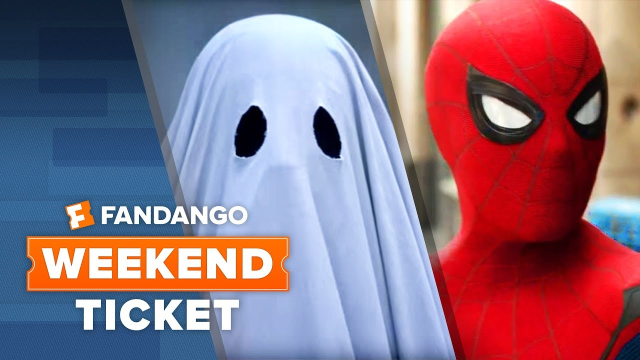 Now In Theaters: Spider-Man: Homecoming, City of Ghosts, A Ghost Story | Weekend Ticket